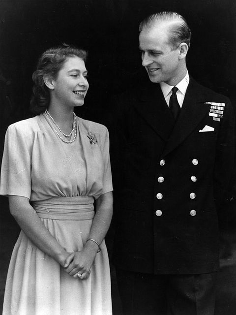 prince philip and the queen's happiest moments