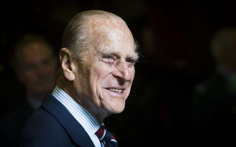 royal family, social media, prince philip, death