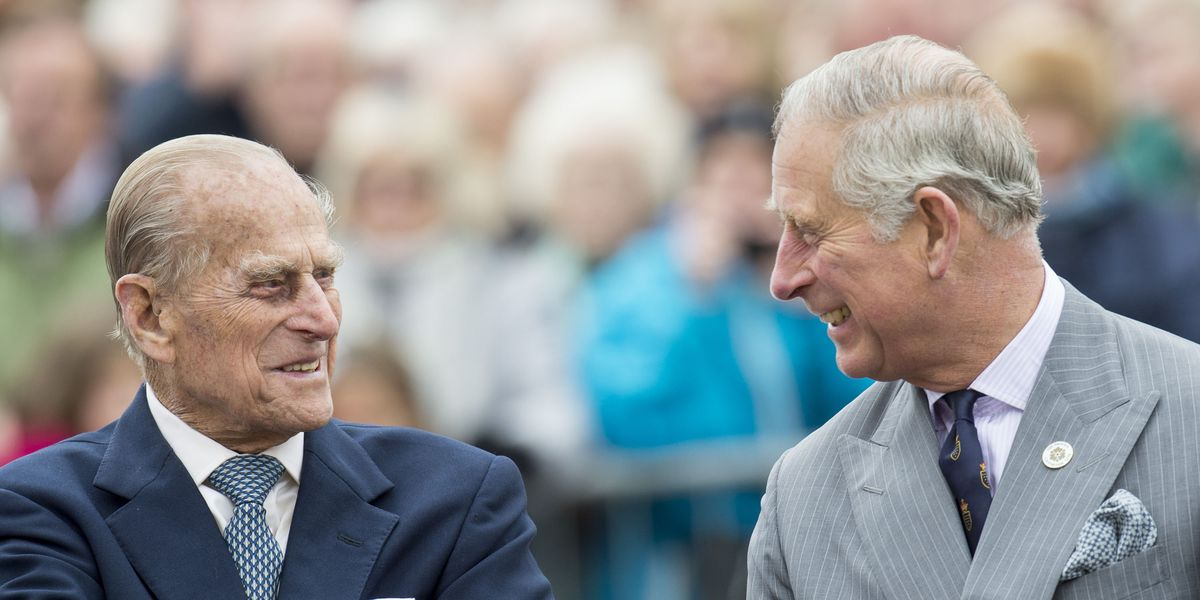 Clarence House shares photos in touching post to those missing their Papas on Father's Day