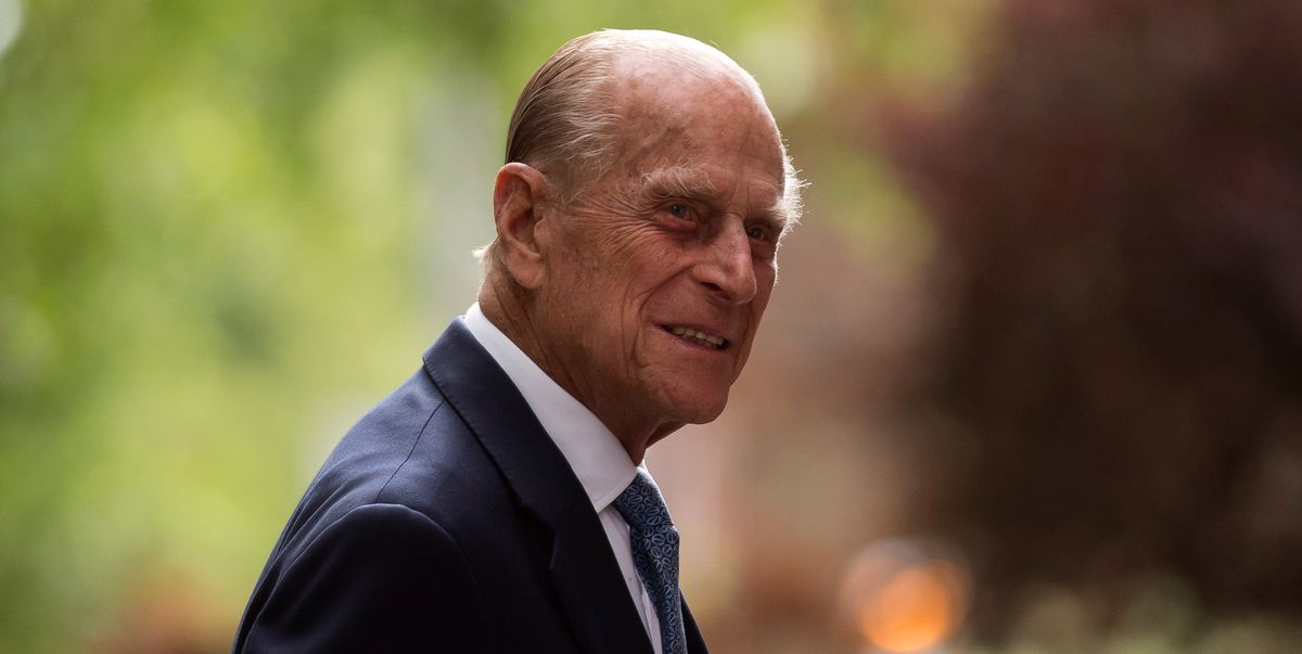 Which means behind the funeral of Prince Philip