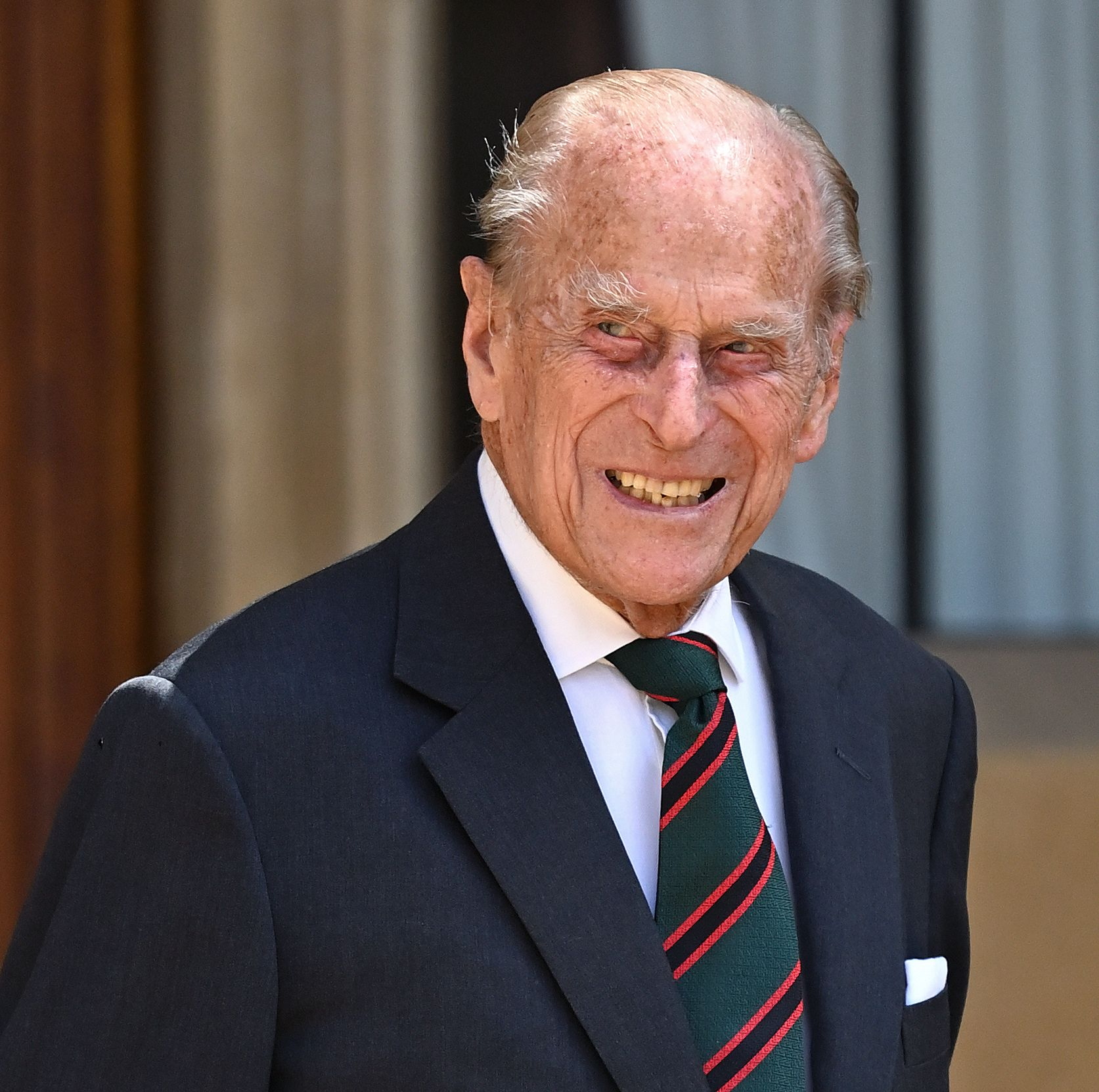 Prince Philip Is Taken to the Hospital