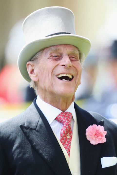 Prince Philip's life in pictures. 54