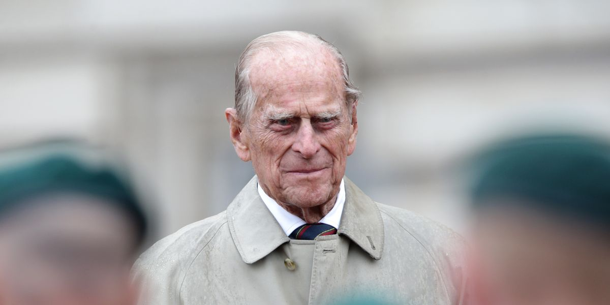 The Royal Family Shares a Video of Prince Philip Reflecting on His Military Service