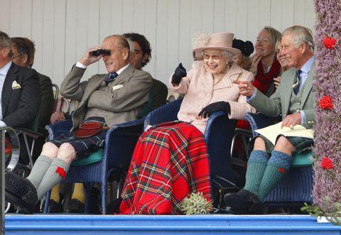 Braemar Highland Games 2013