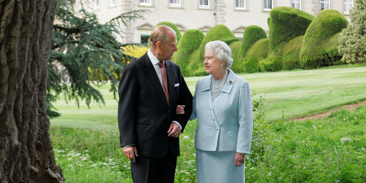 "Prince Philip Was the Queen's ""Strength and Stay"""