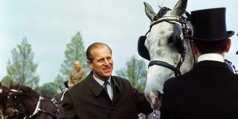 34 photos of Prince Philip from every stage of his life