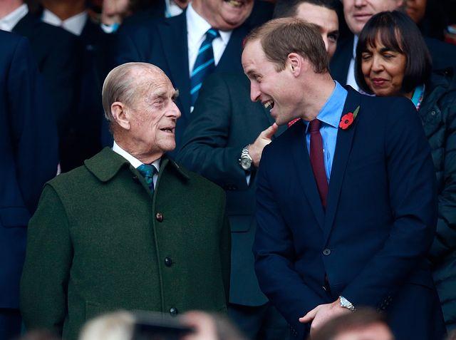 prince william pays tribute to prince philip