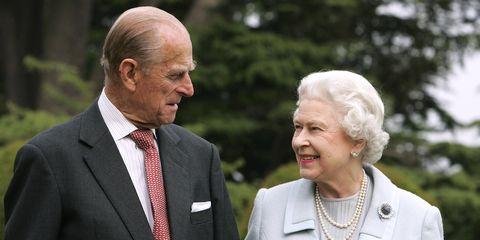 Prince Phillip Queen Elizabeth