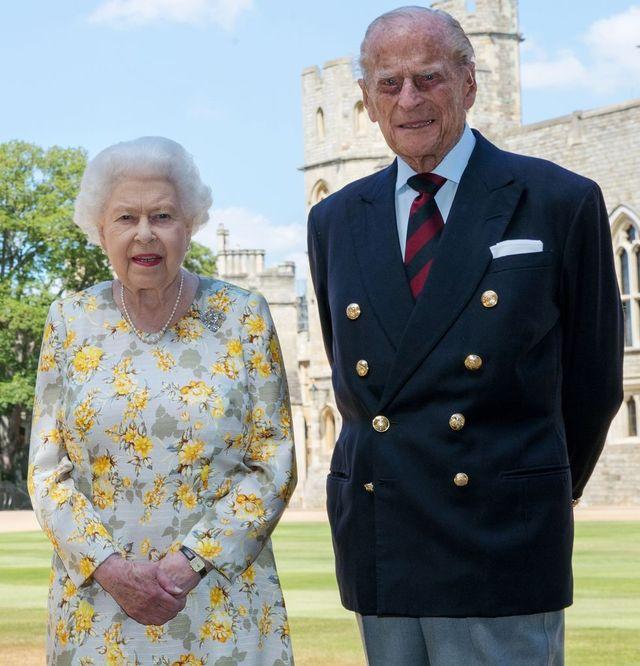 エリザベス女王 フィリップ王配 ロイヤルファミリー 誕生日 99歳