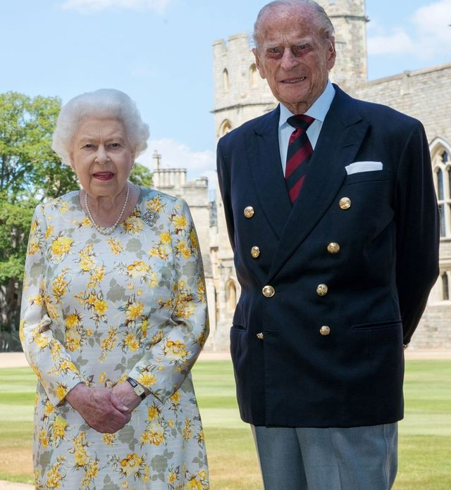 prince philip queen elizabeth 99th birthday