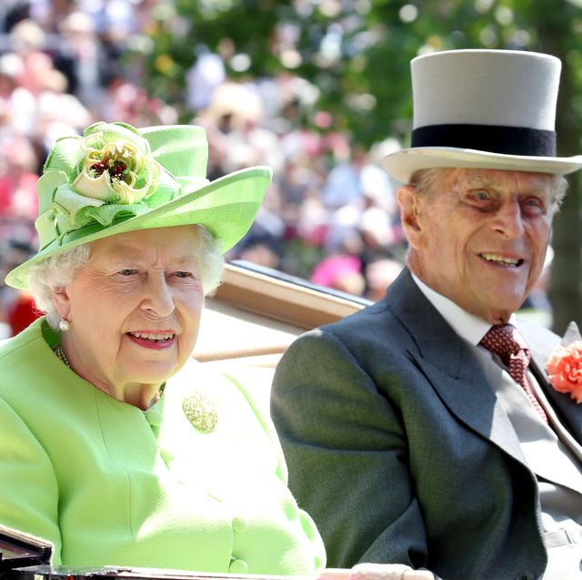 Prince Philip shows romance isn't dead and locks down with Queen