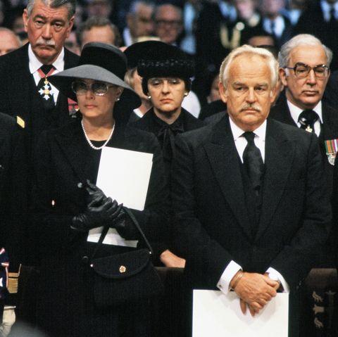 Prince Rainier And Grace Of Monaco
