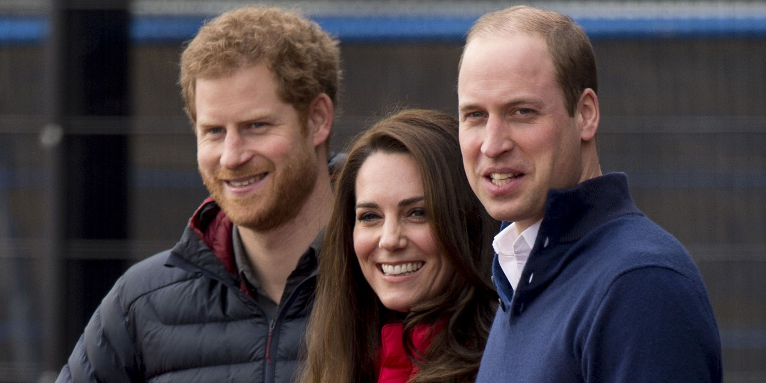 Prince Harry Says Its Fantastic That He Will Be an Uncle for the Third Time