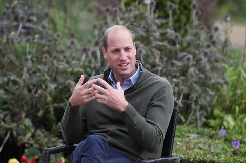 belfast, northern ireland   september 09  prince william, duke of cambridge during a visit to the crs at cave hill country park as part of his tour of belfast on september 9, 2020 in belfast, northern ireland photo by brian lawless   wpa poolgetty images