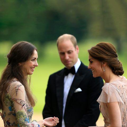 Kate Middleton Rose Cholmondeley