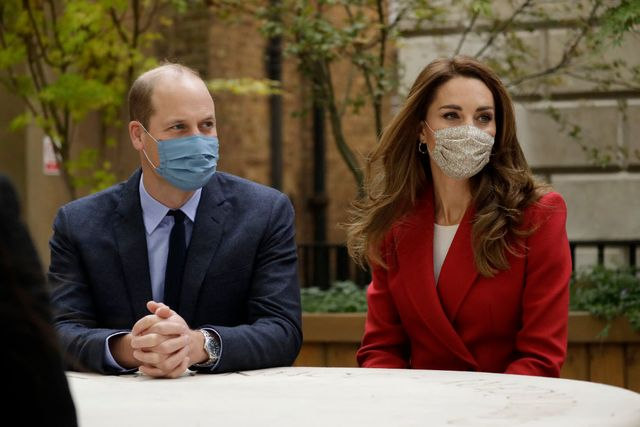 """the duke and duchess of cambridge mark the launch of the uk wide """"hold still"""" community exhibition"""