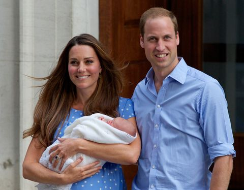 nacimiento principe george