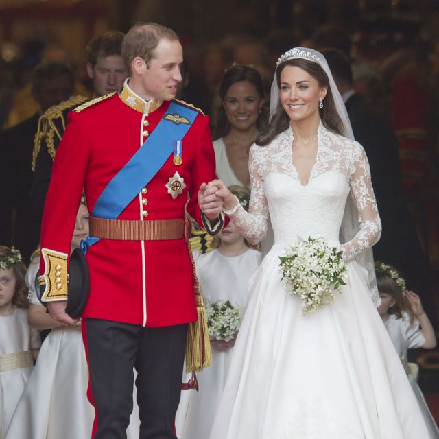 ウィリアム王子 キャサリン妃 結婚式