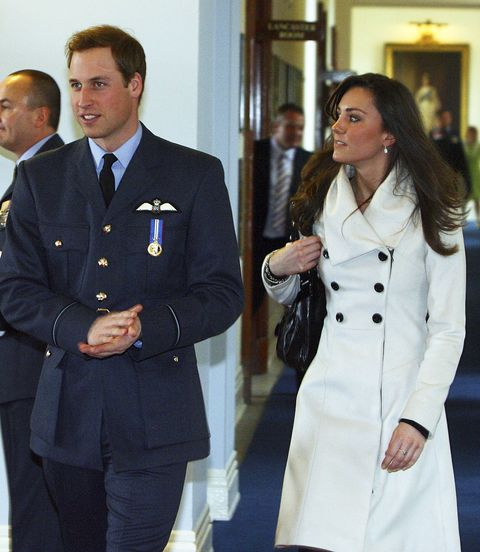 Prince William Receives RAF Wings At Graduation Ceremony