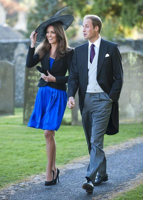 Harry Meade And Rosie Bradford Wedding