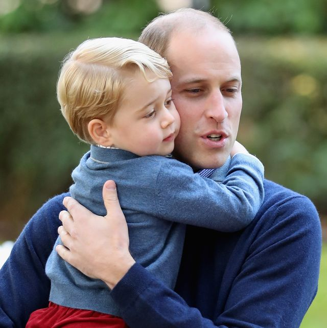 Prince William has the sweetest family photo in his office