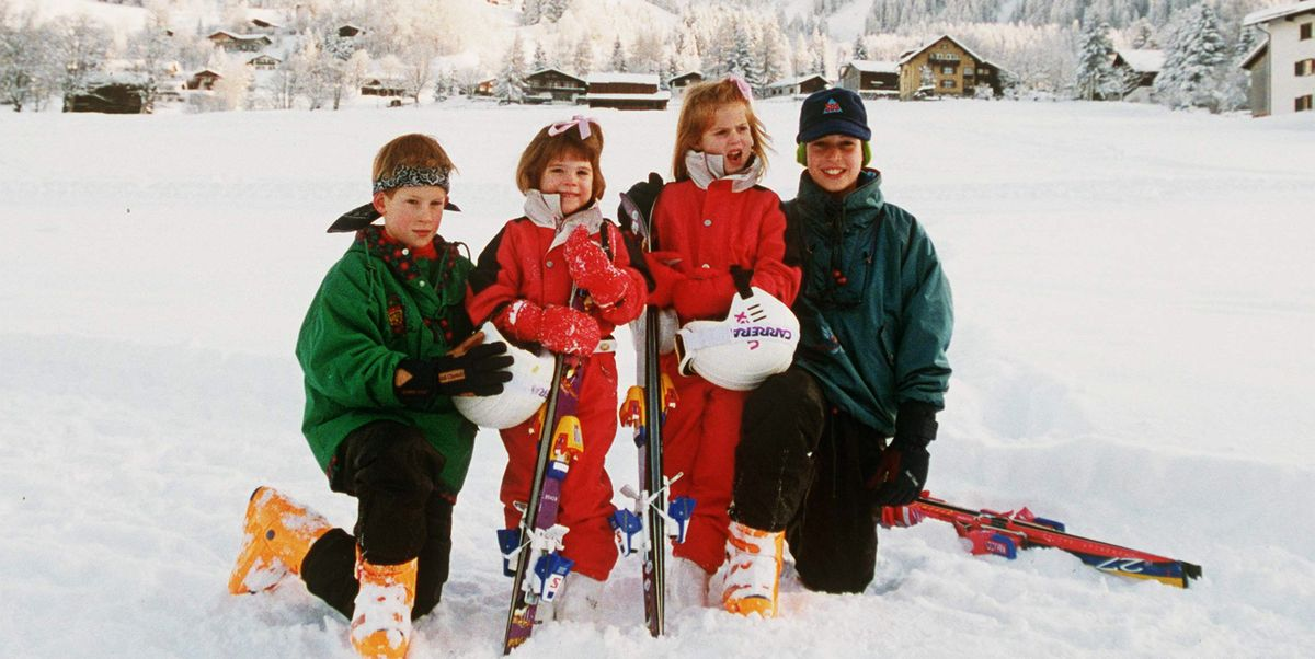 50+ Times the Royals Peaked on the Ski Slopes