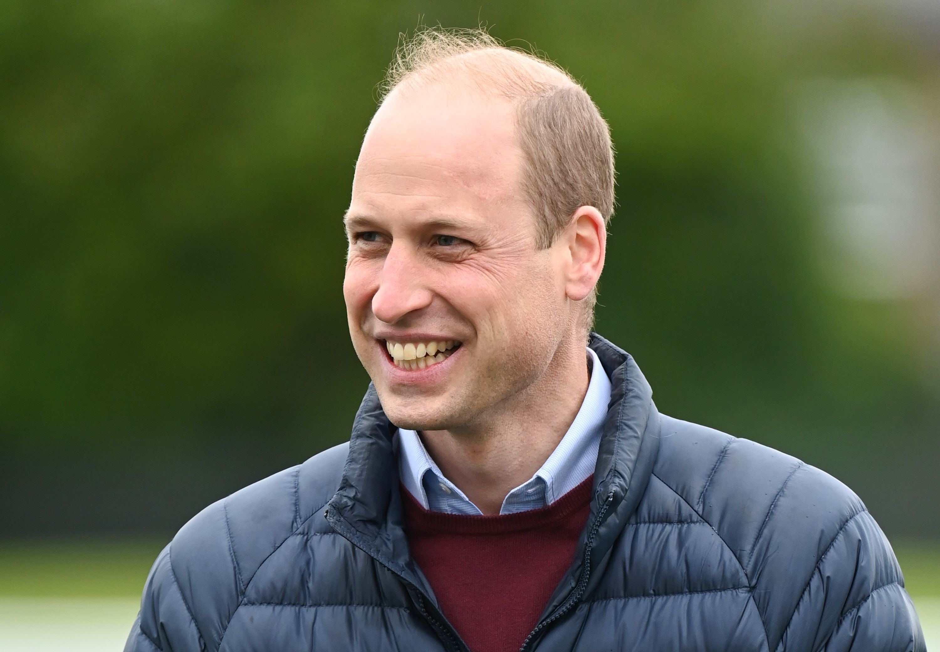 Prince William's birthday greetings from the Royal Family