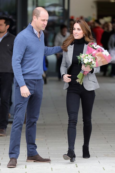 Kate Middleton best casual style