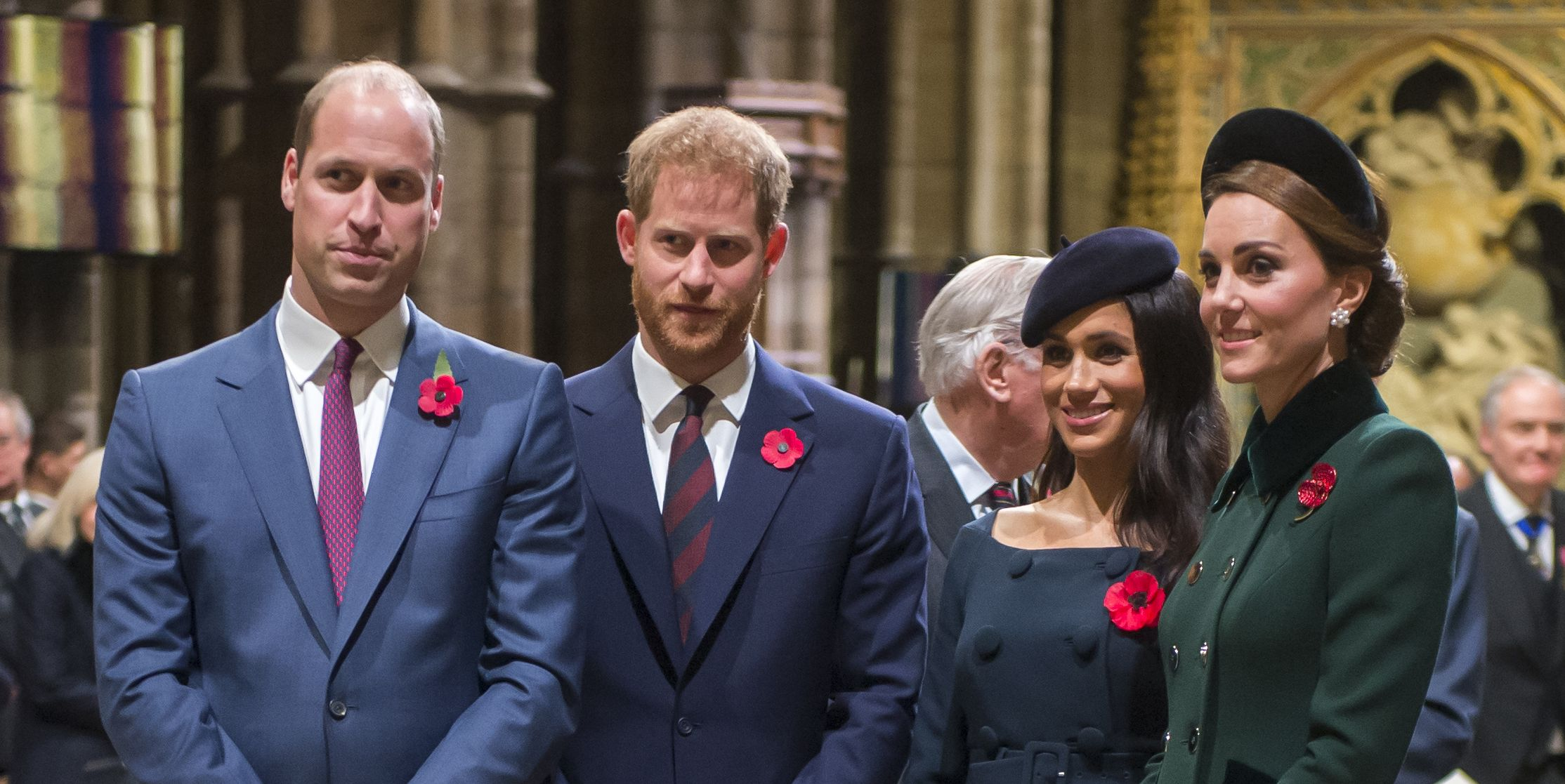"Prince William and Prince Harry Will Reportedly Split Their Royal Households ""Within Weeks"""