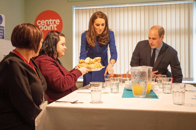 Prince William Teases Kate Middleton Over Her Kitchen Skills Again