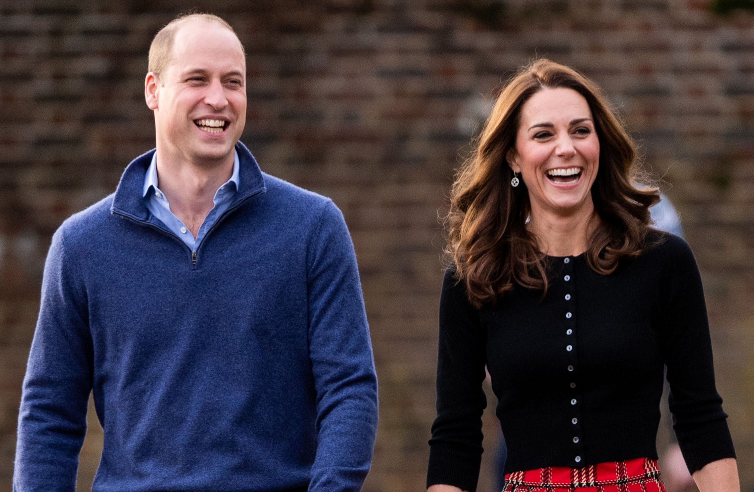 Kate Middleton and Prince William Hosted a Christmas Party for Military Families