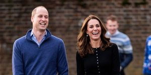 Prins William en Kate Middleton