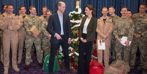 The Duke & Duchess Of Cambridge Visit Cyprus