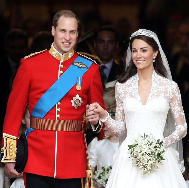 Royal Wedding facts prince william kate middleton