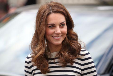 The Duke And Duchess Of Cambridge Launch King's Cup Regatta