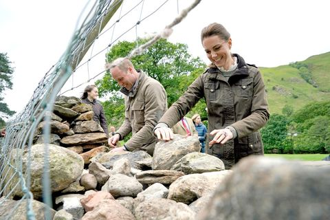 The Lake District is Kate Middleton and Prince William's top UK staycation spot