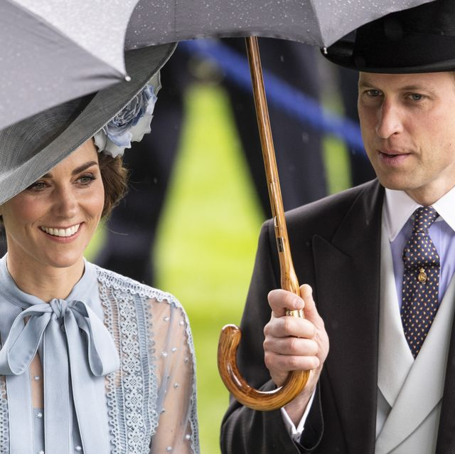 36c05cc60 The Royal Family on Day 1 of Royal Ascot 2019 in Photos