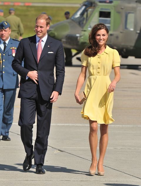 The Duke And Duchess Of Cambridge North American Royal Visit - Day 8
