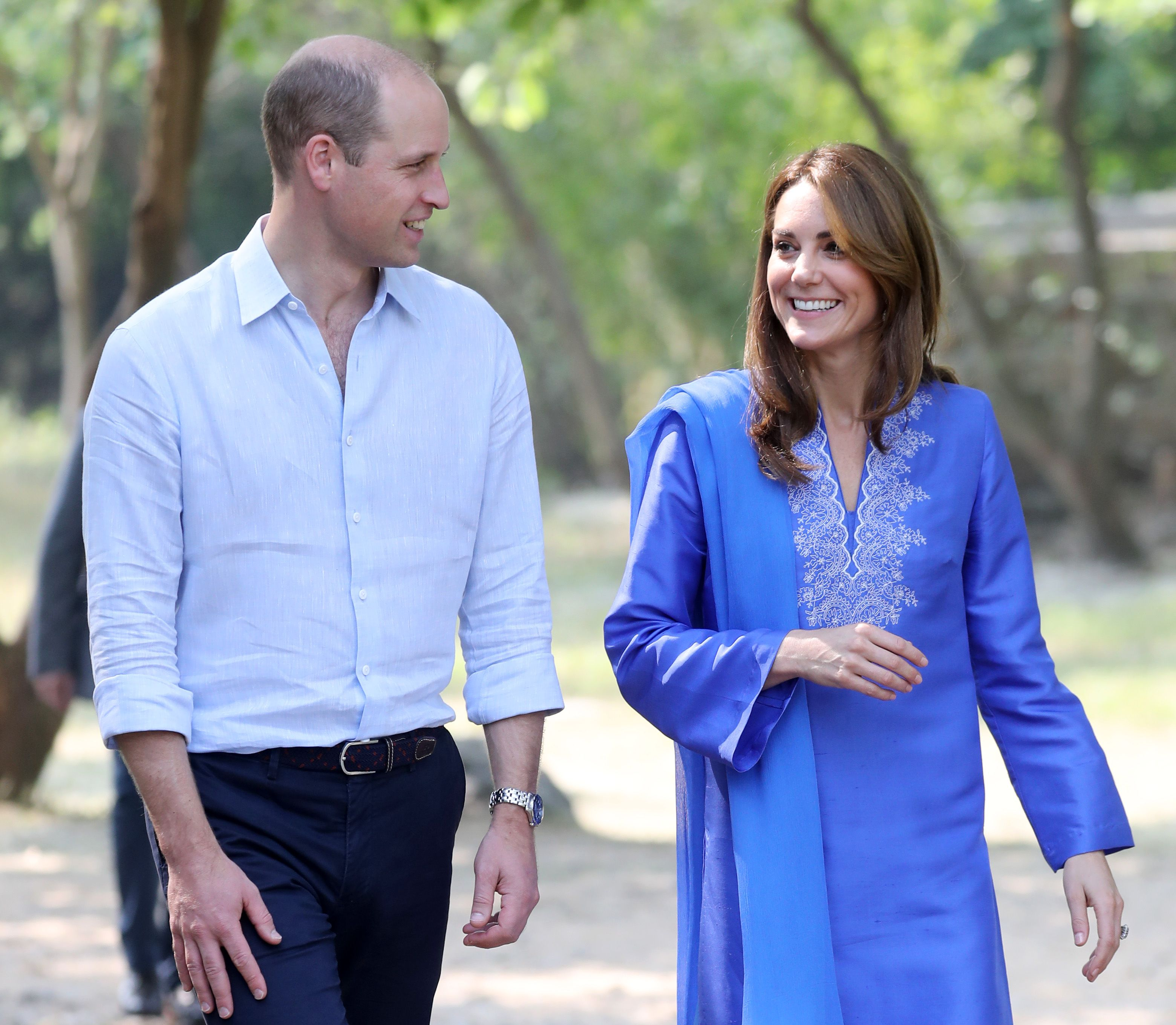 All the pictures from the Duke and Duchess of Cambridge's royal tour