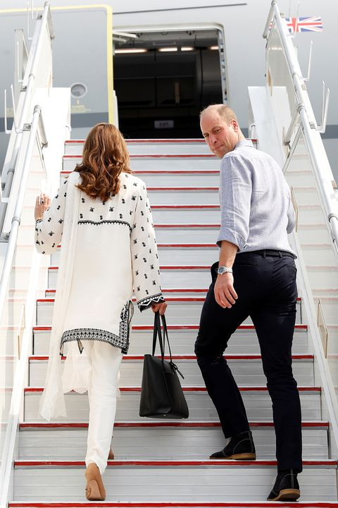 The Duke And Duchess Of Cambridge Visit Lahore