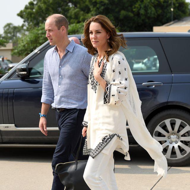 See Kate Middleton Prince Williams Royal Tour Of Pakistan