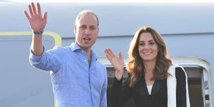 The Duke And Duchess Of Cambridge Visit Islamabad And West Pakistan