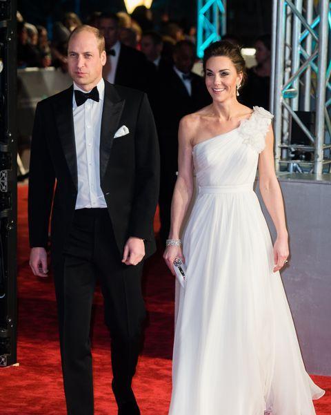 24 Interesting Things the British Royal Family Did This Year - 2019 BAFTA Awards