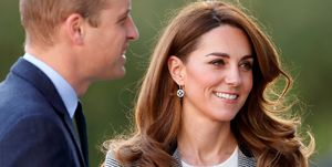 The Duke And Duchess Of Cambridge Attend Shout's Crisis Volunteer Celebration Event