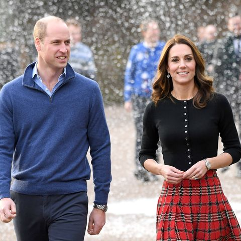 The Duke and Duchess of Cambridge share important Christmas message