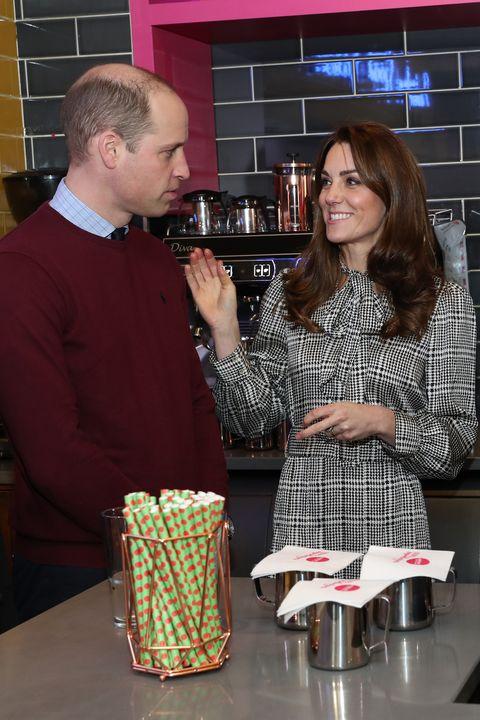 The Duke And Duchess Of Cambridge Visit Bradford