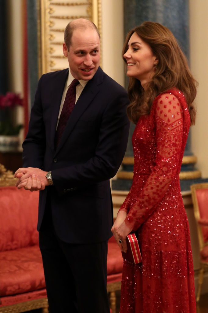 Prince William Reveals a Detail Behind His Proposal to Kate Middleton