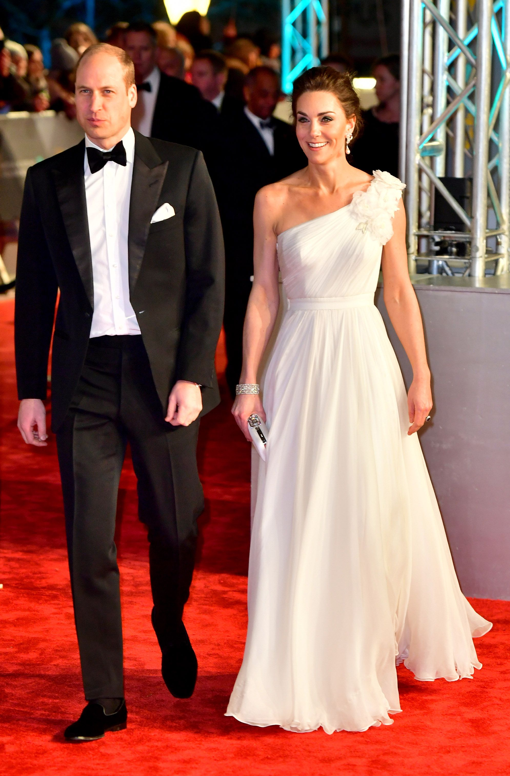 The Duke and Duchess of Cambridge to attend the 2020 BAFTAs