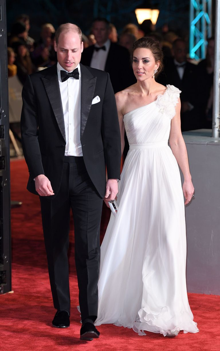 Why Kate Middleton Might Wear an Old Dress on the Red Carpet at the BAFTAs