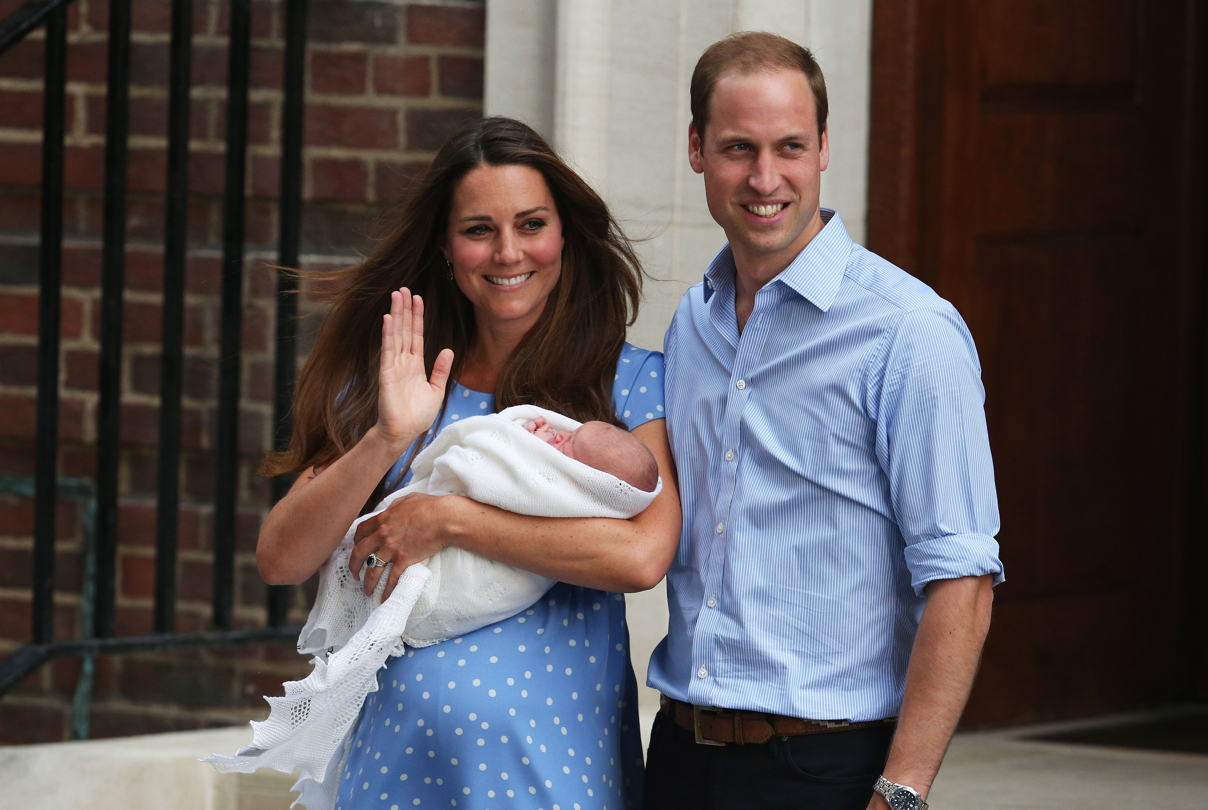 Kate Middleton Opens up About a 'Terrifying' Experience She Had After Prince George's Birth